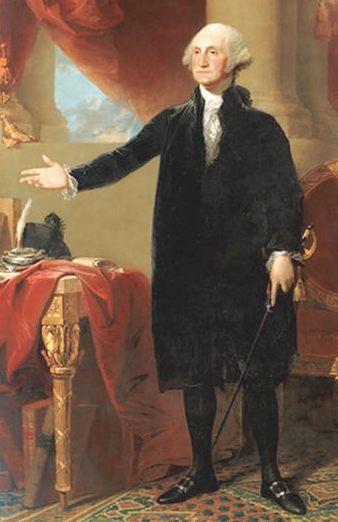 George Washington's courage   Culture Crusader